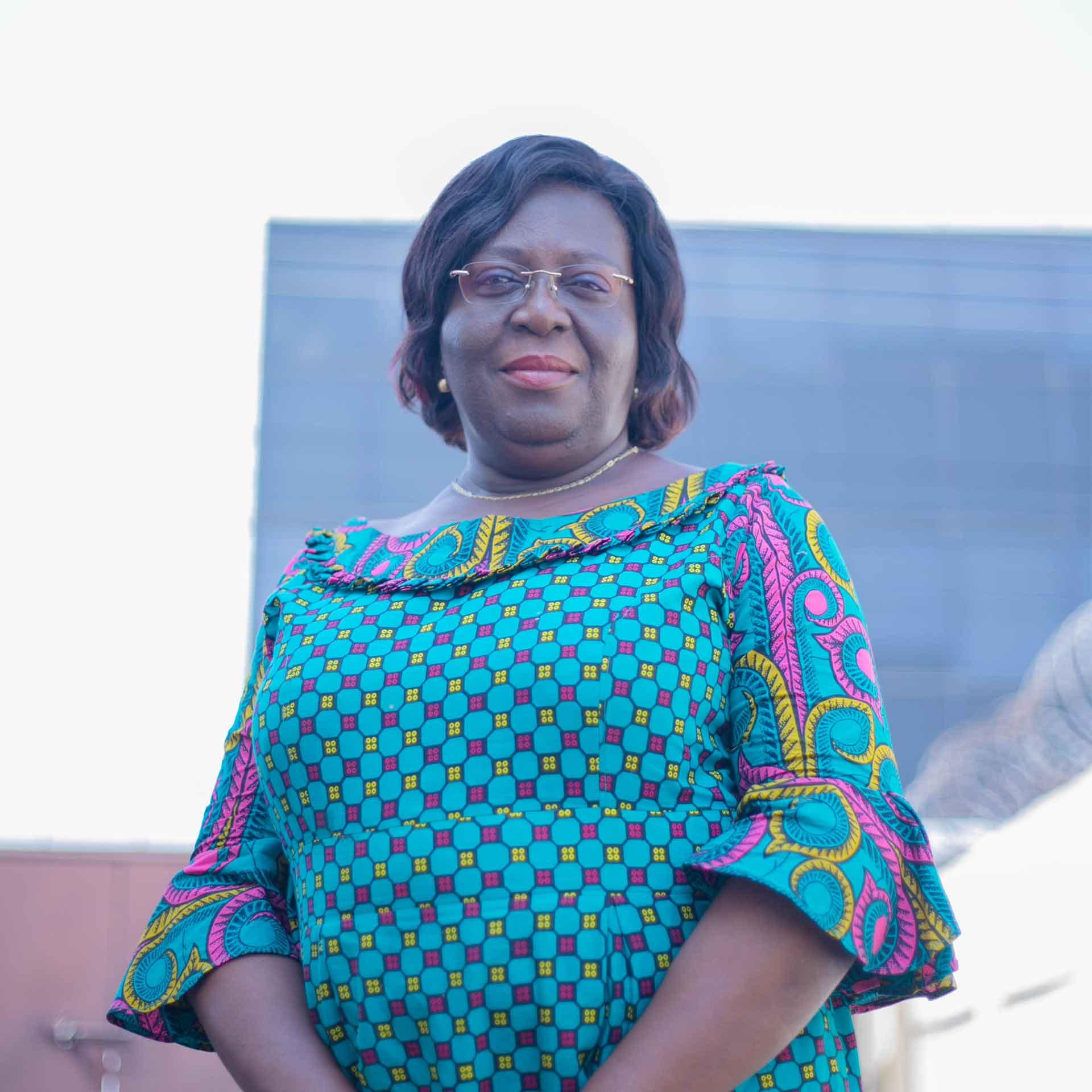 Ms. Doris A. Bramson
