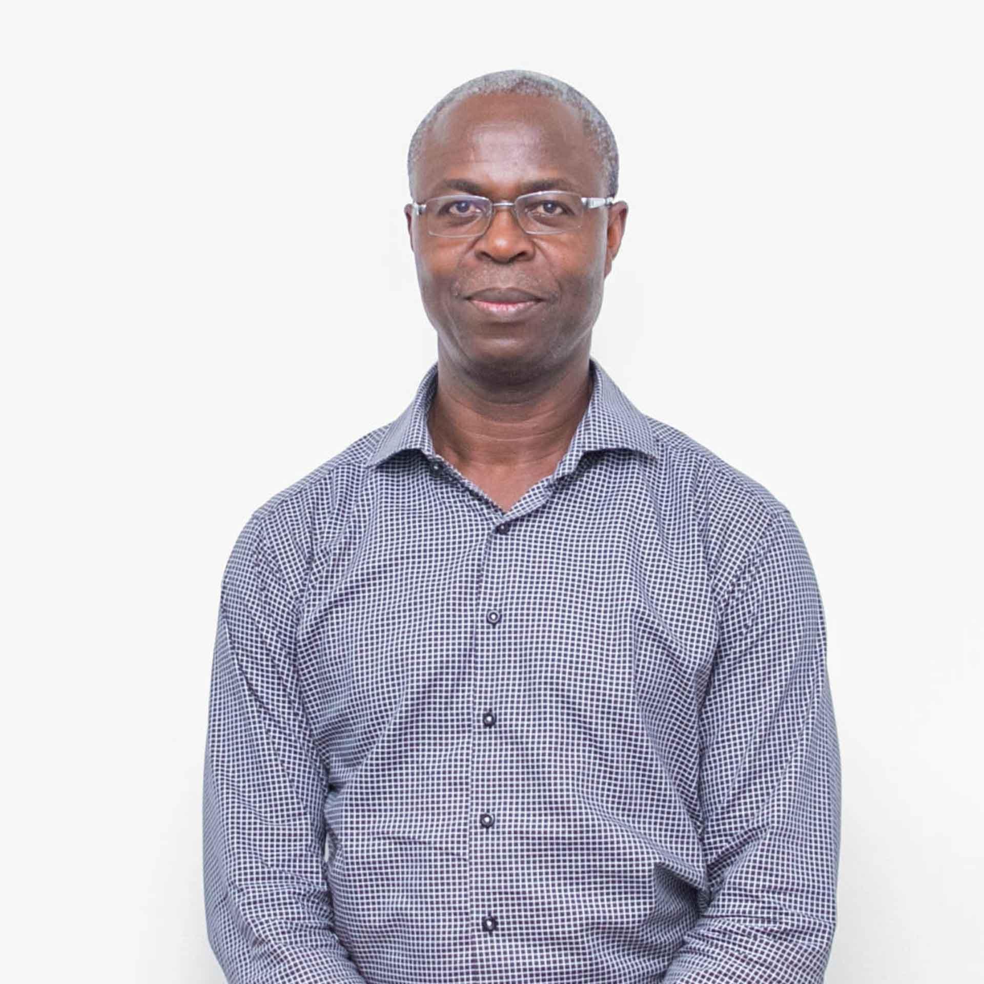 Prof. Emmanuel A. Asante