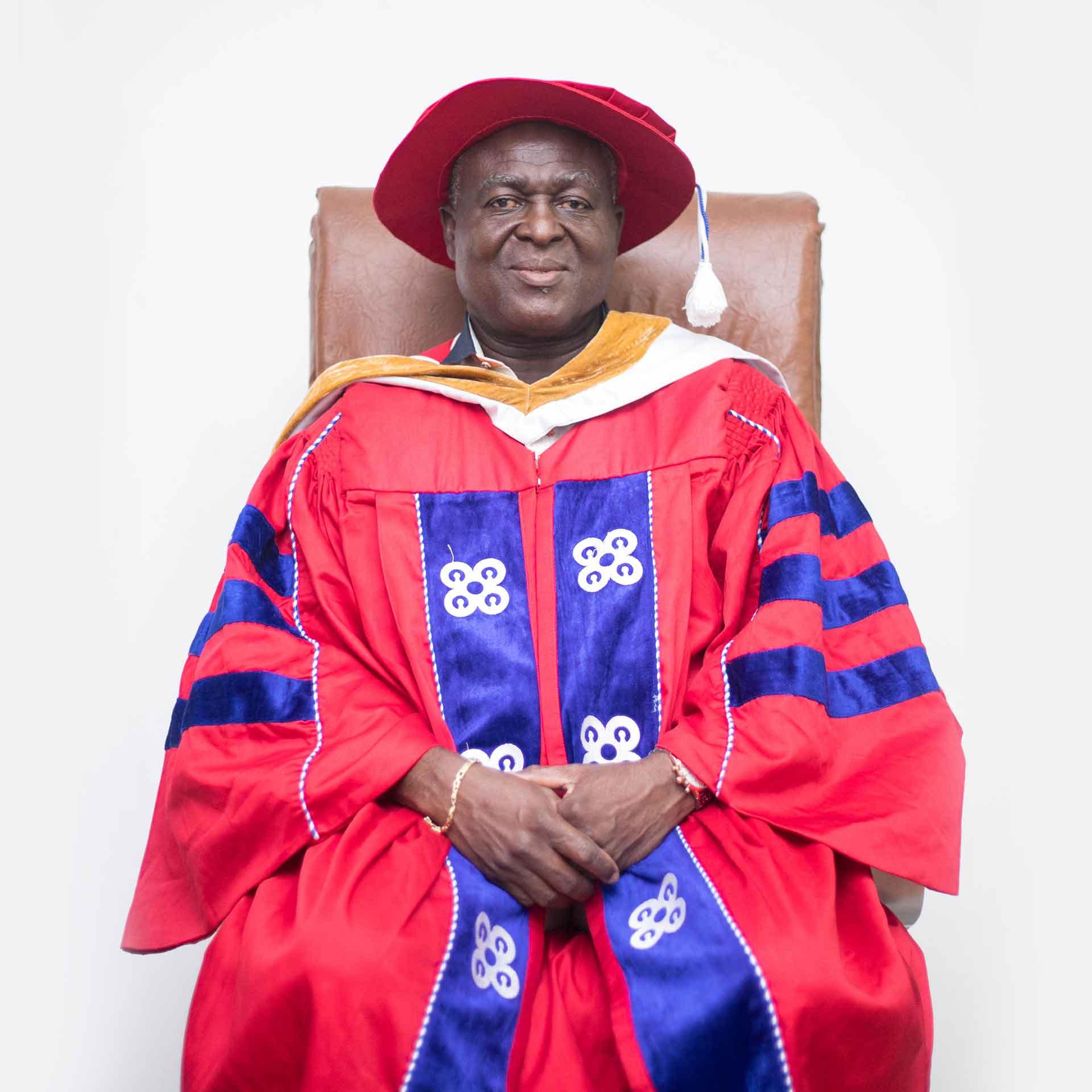 Mr. Kwabena Asante-Asare