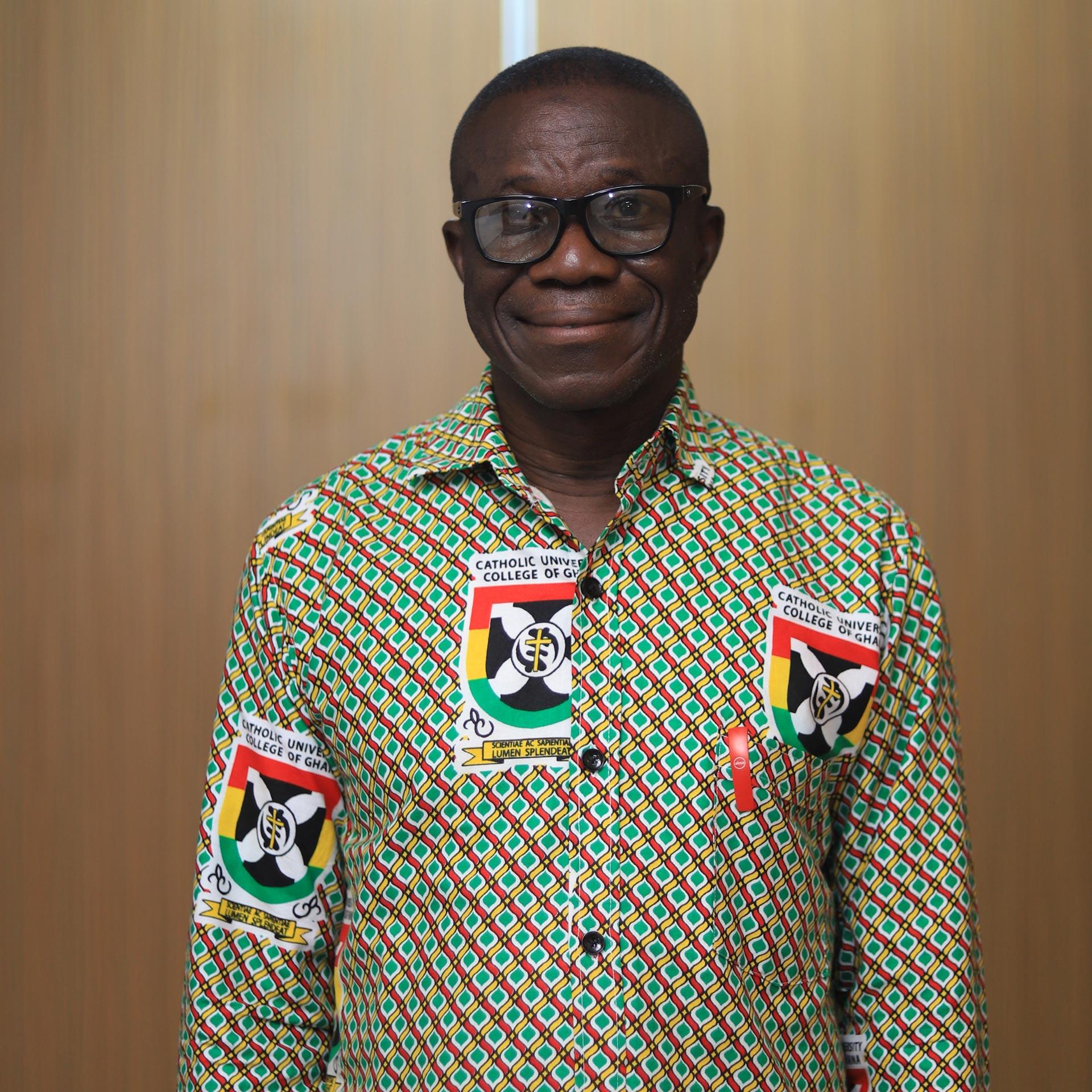 Prof. Daniel Obeng-Ofori