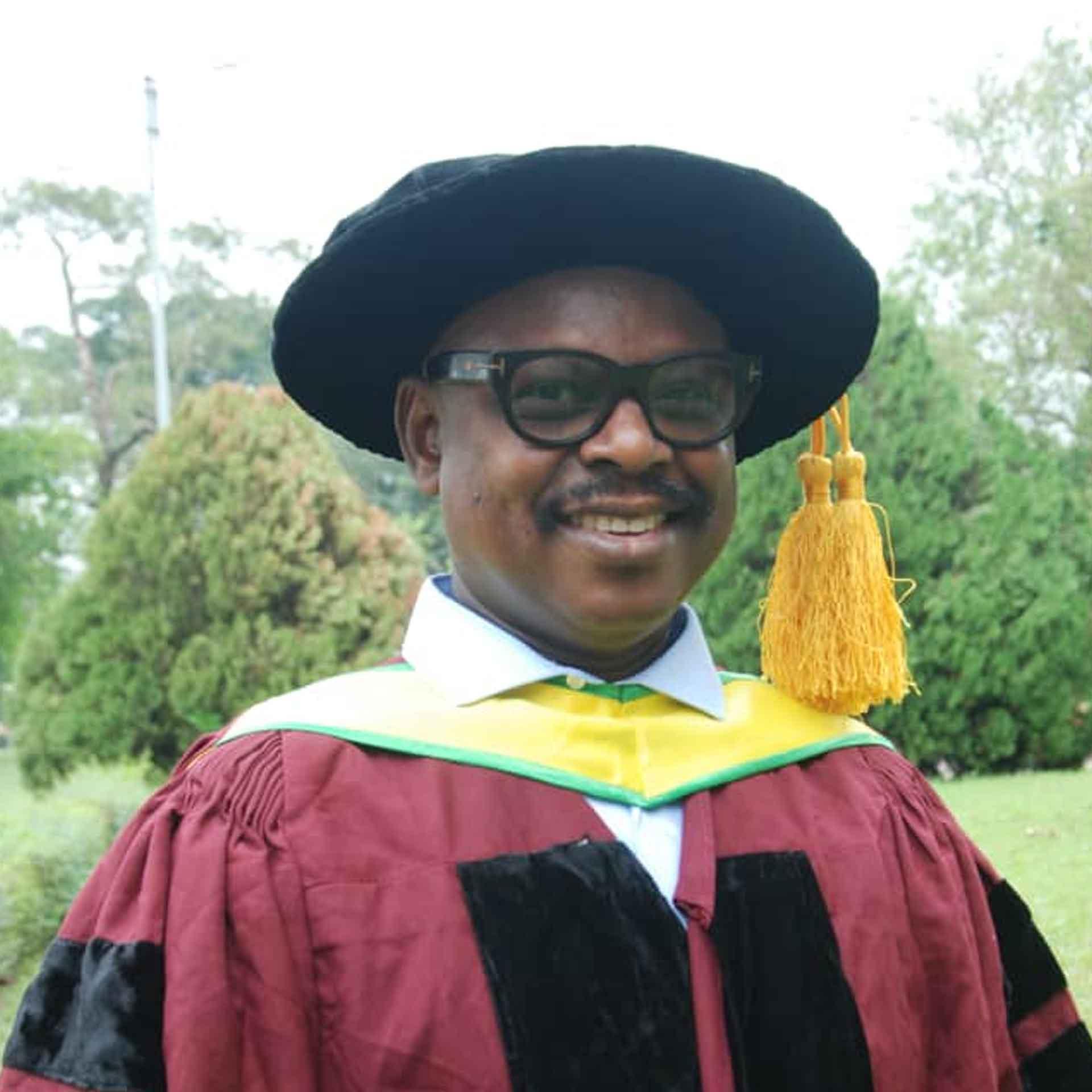 Dr. Andrew Richard Owusu Addo